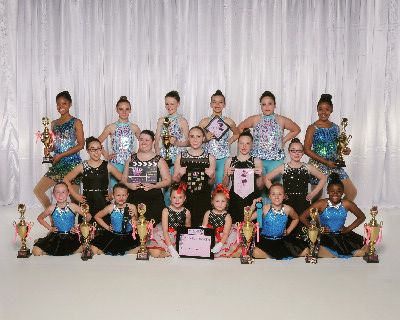 2015/2016 Elite Feet Dance Team